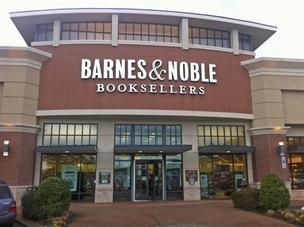 Among North Texas' 16 Barnes & Noble stores is this one at Preston Royal Village. Locally, each store is about 25,000 square feet and anchor a variety of retail center styles.