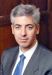 William Ackman has announced he would quit the board.