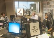 NewsRadio 1080 KRLD's current studio is located in 4131 N. Central Expwy. CBS Radio is looking for new space for it and its five FM stations in Dallas-Fort Worth.