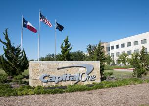 Capital One's Plano campus will expand.