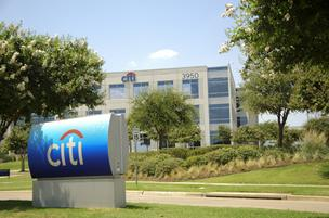 STRATEGIC MOVES: Citigroup Inc. sold its corporate campus in Irving last month and now plans to consolidate its North Texas operations, reducing its square footage but continuing to hire.