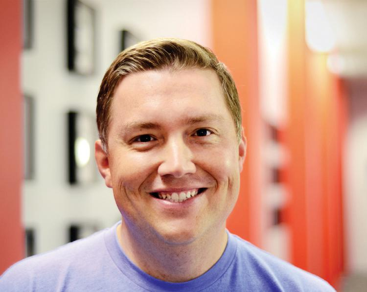 Chris Drake, CEO of FireHost.