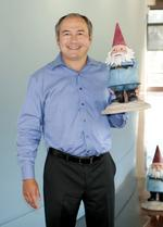 Travelocity's <strong>Carl</strong> <strong>Sparks</strong> found a job all about travel, but close to home
