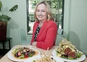 Go with your gut: Casie Caldwell ignored the advice of a restaurant consultant when she opened Greenz in Uptown eight years ago. Today, she has two more locations and is starting to franchise.