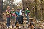 Girl Scouts of Northeast Texas light fire under master plan