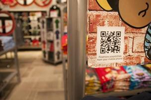 When J.C. Penney opened its Timber Creek Crossing store in September, the company's recognition of the new consumer was evident, with QR codes integrated into merchandise displays.