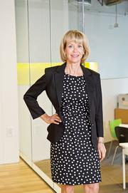 Anne Kniffen of Dallas-based design firm lauckgroup has led the firm to some of the area's most high-profile assignments.