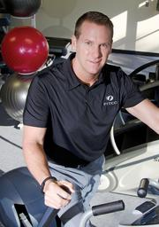 Fitco President and CEO Jason Kos has built a healthy company by providing what people need to stay healthy.