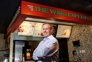 Charlie Morrison is CEO of Wingstop and a member of the North Texas Food Bank's board of directors.
