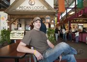 Justin Fourten, owner of the Pecan Lodge.
