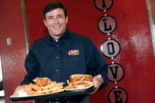 Todd Graves, CEO and founder of Raising Cane's.
