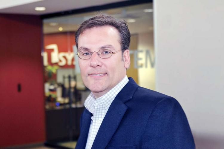 Steve Armond, chief financial officer with T-System Inc.