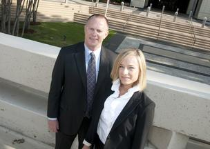 the right time: Moody Younger and Kathy Permenter formed Younger Partners post-Grubb & Ellis.
