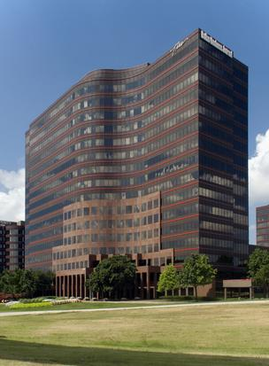 The NCP III building sits near the High Five interchange.