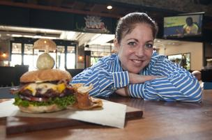 FINDING HER NICHE: 'I finally got something wonderful when people that ate it didn't know it was gluten-free,' Linda Fitzerman of Local Oven said of her products, including hamburger buns.