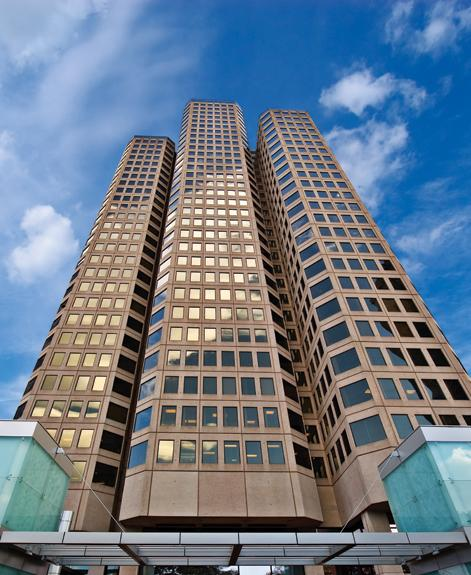 2100 Ross Ave. was last sold for $73 million in April 2007.