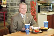 Tim Taft, CEO of Addison-based Fiesta Restaurant Group, started at the bottom and literally worked his way to the top. His career started washing pots and pans for a family-run steakhouse in Tampa, Fla. Now he leads a company that operates Taco Cabana and Pollo Tropical restaurant chains.