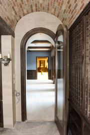Wine room at 10245 Strait Lane, which is an investment for an unnamed investor. About 90 percent of luxury homes under construction are financed by individuals or private investors.