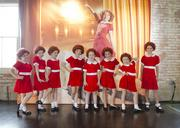In the cute category, this image ran online in a slideshow for Neiman Marcus and its Christmas Book unveiling. For $30,000 your child can have a walk-on role in Annie the Musical, the proceeds for this fantasy gift will be split with a clothing and book program for needy children and a foundation to fund shelters and dog rescues.