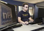 Robert Grimes works on app development at nonPareil Institute.