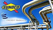 Sunoco agreed in April to be bought by Energy Transfer Partners of Texas for $5.3 billion.