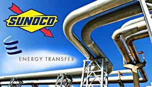 Sunoco is being bought by Energy Transfer Partners (NYSE:ETP), but it is still continuing to talk to Carlyle about a joint venture for its Philadelphia refinery.