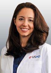 Carolyn Lentzsch-Parcells, M.D.