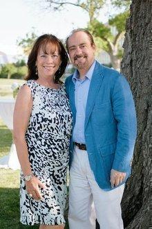 Christina and Rudy Andrea