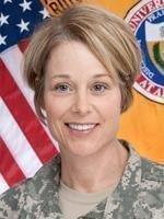 Lt. Col. Lora Rimmer