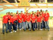 Team members from Wells Fargo Merchant Services, a unit of Business Banking, volunteered for the fifth straight year last month at the North Texas Food Bank. The volunteers broke down 19 pallets of donated goods and repackaged them into 570 smaller boxes, representing over 13,000 nutritious meals to be distributed to NTFB clients.
