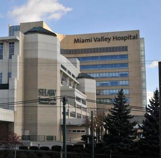 Miami Valley Hospital was the top-ranked hospital locally and was No. 7 in Ohio.