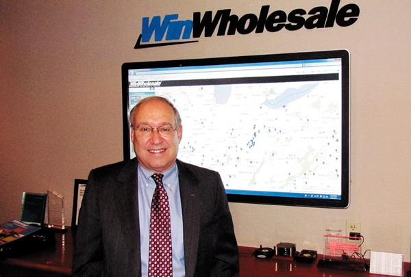 Rick Schwartz is chairman and CEO of Moraine-based WinWholesale.