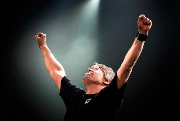 Bob Seger & The Silver Bullet Band will play at the Nutter Center April 9.
