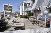 L'Auberge added an outdoor patio a few years ago as it continued to expand its mix of environments for diners.