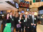 Wright State students trek to New York Stock Exchange