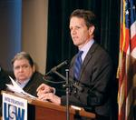 Geithner pushes Obama jobs plan at Chandler Intel plant