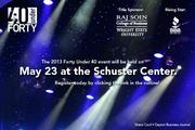 Click here to register for the 2013 Forty Under 40 event on May 23 at the Schuster Center