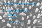 11. Goodyear Tire & Rubber