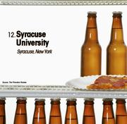 Syracuse University is the No. 12 party school.