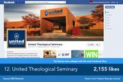 United Theological Seminary posts roundups of campus activity regularly, and it often posts information about job opportunities, as well.