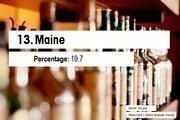 13. Maine