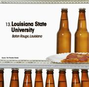 Louisiana State University is the No. 13 party school.