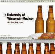 University of Wisconsin-Madison is the No. 14 party school.