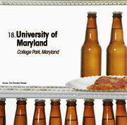 University of Maryland is the No. 18 party school.