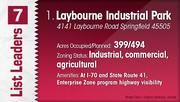 Laybourne Industrial Park is the No. 1 Dayton-area industrial park.