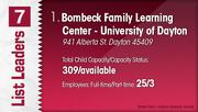 Bombeck Family Learning Center - University of Dayton is the No. 1 Dayton-area child care centers.