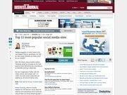 1. Facebook, Twitter, LinkedIn lead Top 15 most-popular social media sites