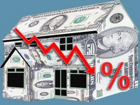 Metro Atlantas home values continued to fall in May, CoreLogic reported Monday.
