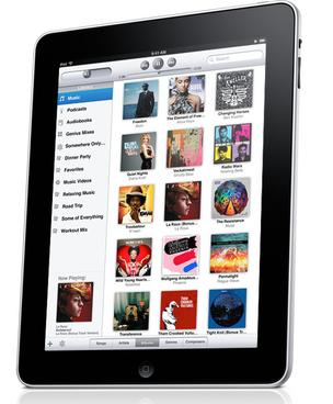 Apple Inc., mobile tablet device, technology industry, Google Android smartphone, business users