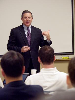 Mark Hurd, former Hewlett-Packard CEO